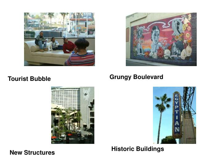 Grungy Boulevard