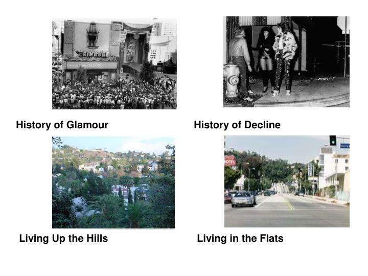 History of Glamour
