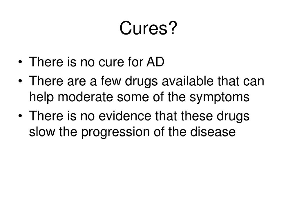 Cures?