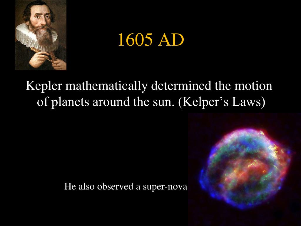 1605 AD