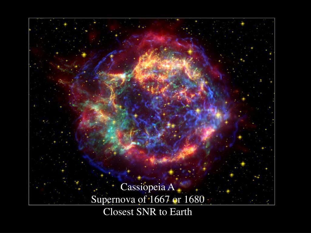 Cassiopeia A