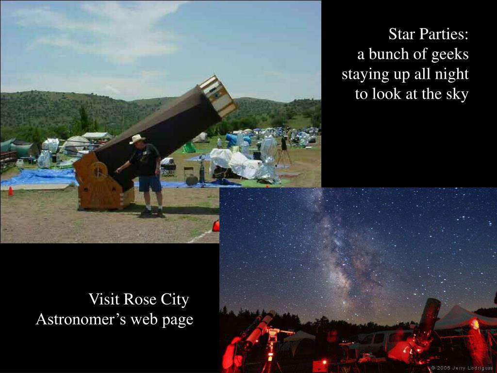 Star Parties: