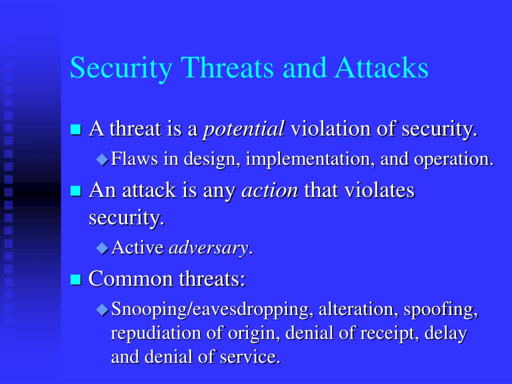 Ppt An Overview Of Computer Security Powerpoint