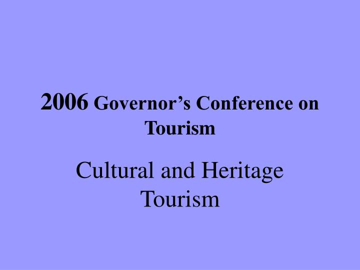 2006 governor s conference on tourism l.jpg
