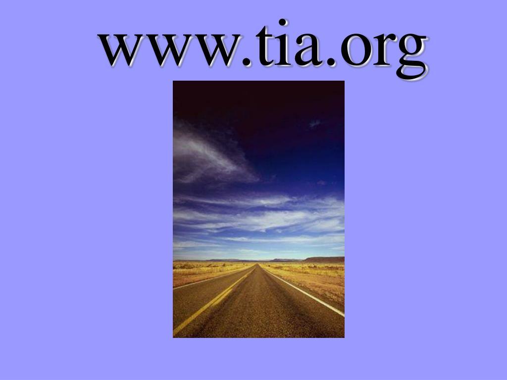 www.tia.org