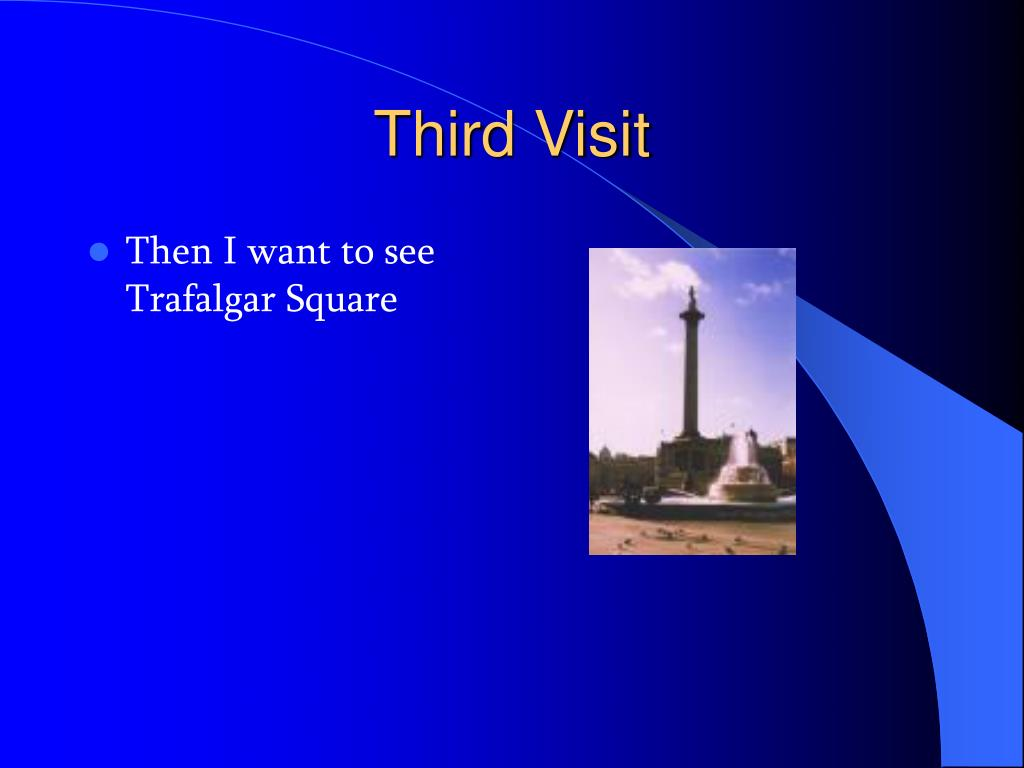Third Visit