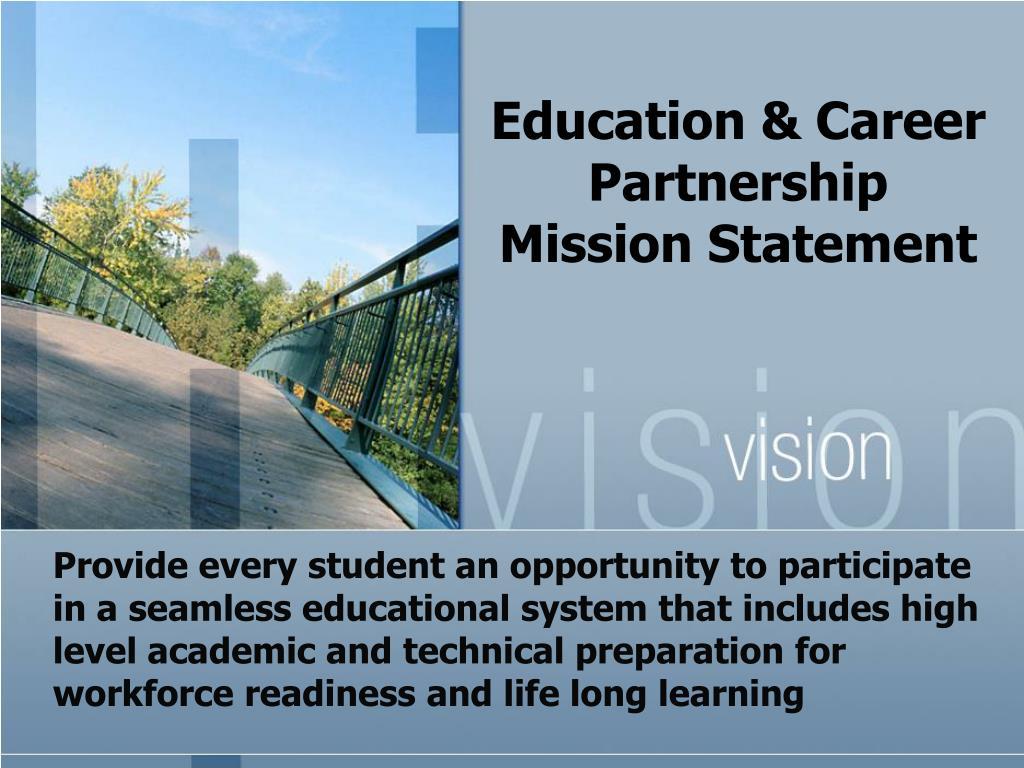 Education & Career Partnership