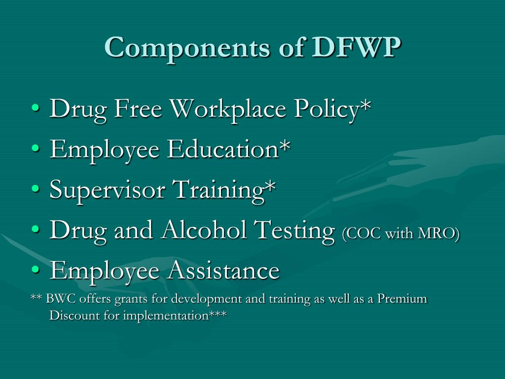 Components of DFWP