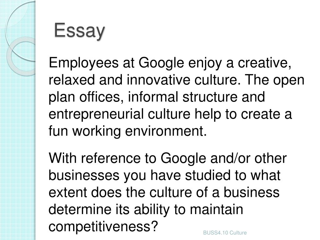 managing culture essay Time-management essay example on kfc a list of unique cultural narrative essay topics a cultural narrative essay is one of the most popular school assignments in this paper, you should write about another culture or your own.