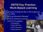 hstw key practice work based learning19