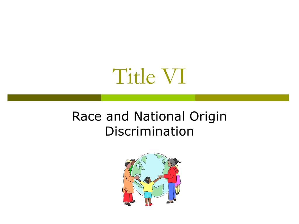 Title VI
