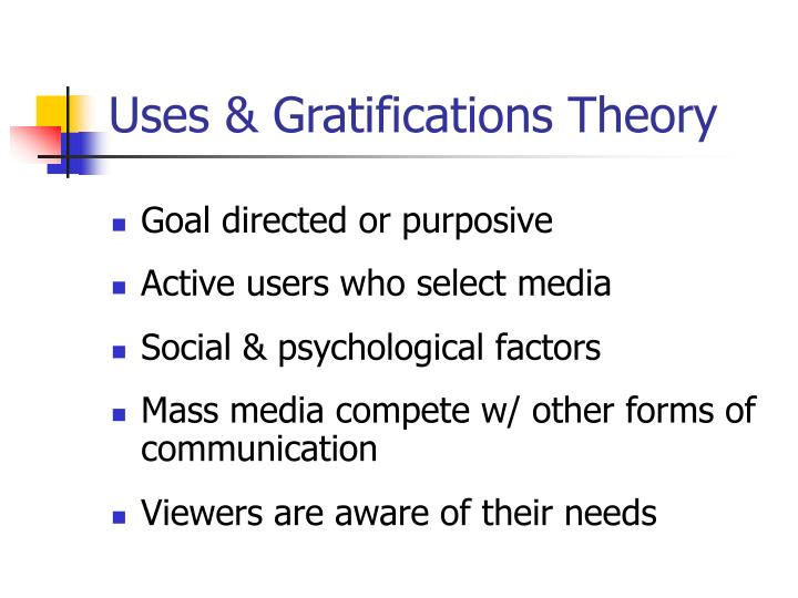 Uses gratifications theory l.jpg