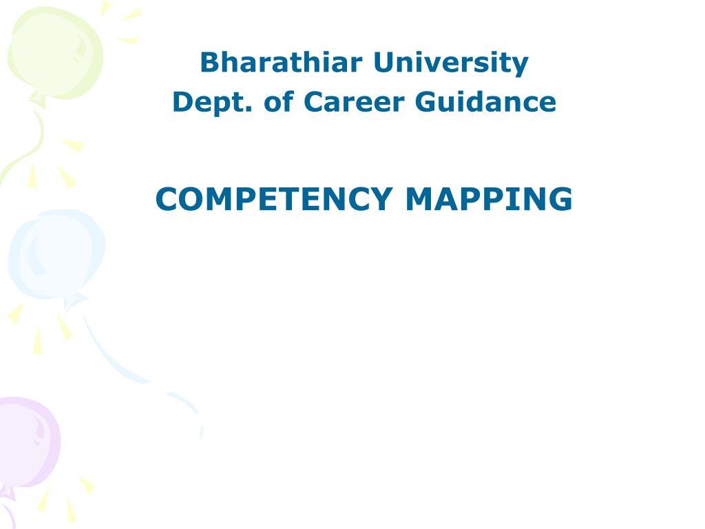 Bharathiar University
