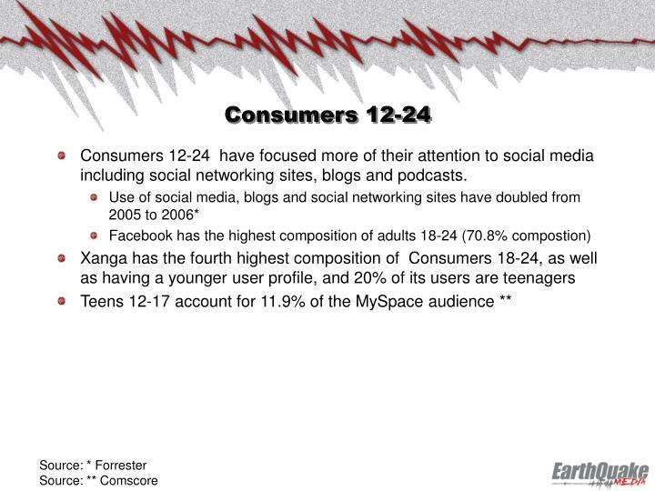 Consumers 12-24