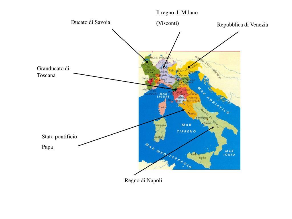 Il regno di Milano (Visconti)