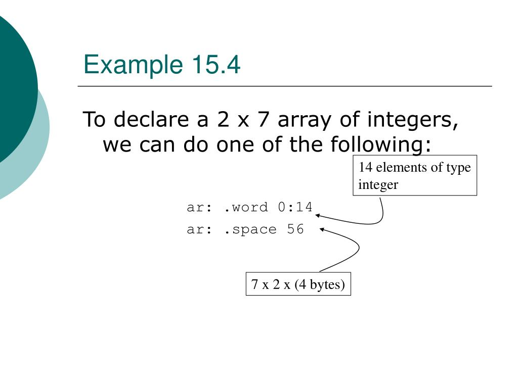 14 elements of type