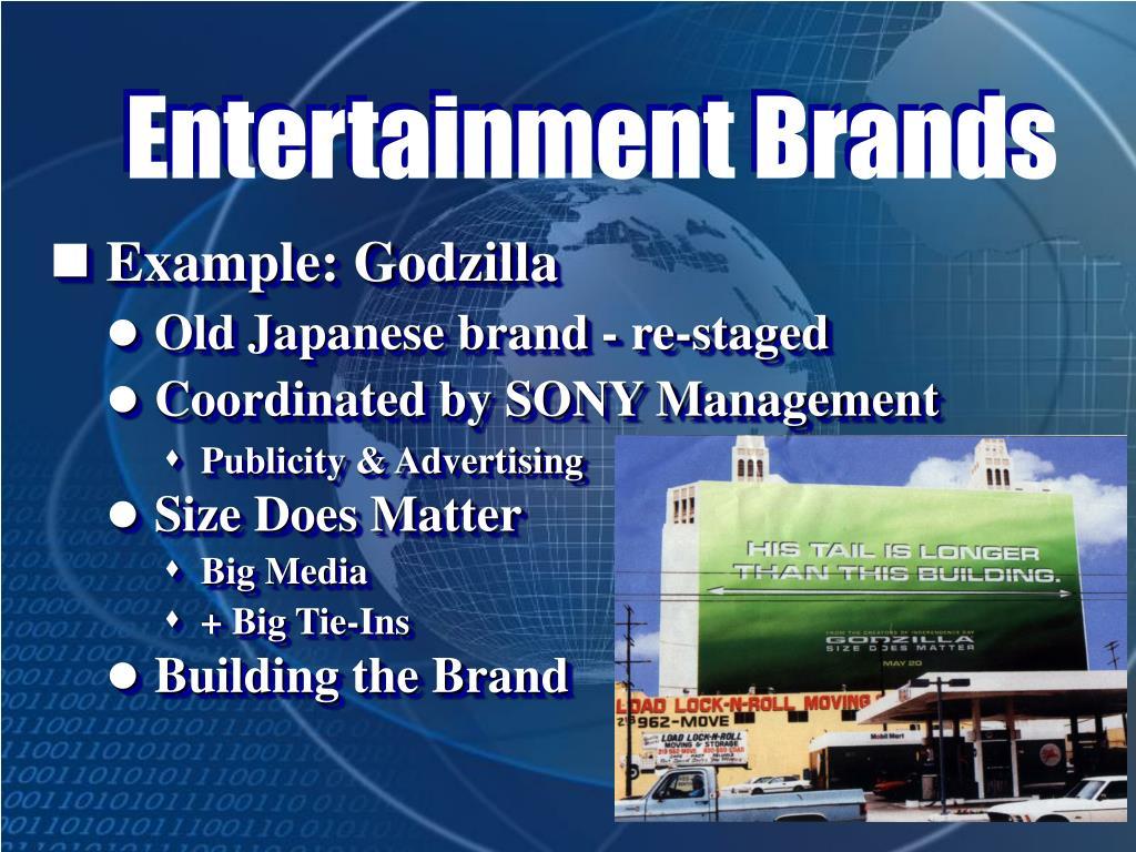 Entertainment Brands