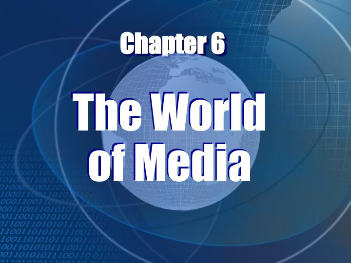 The world of media l.jpg