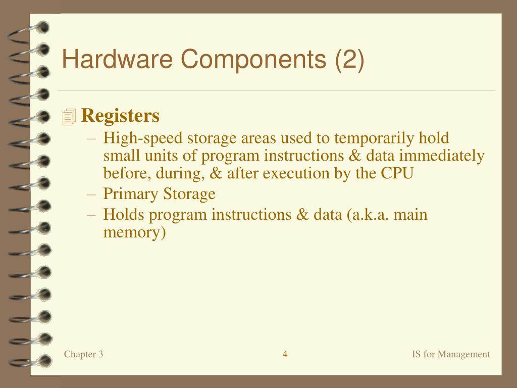 Hardware Components (2)