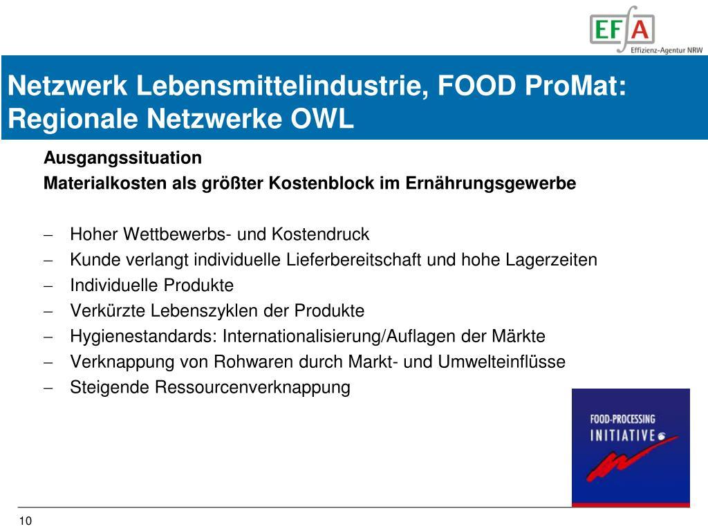 FOOD-ProMat