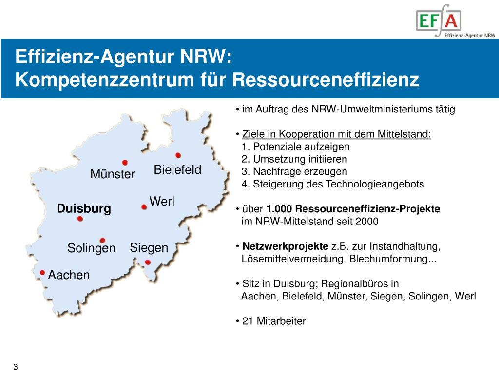 Effizienz-Agentur NRW: