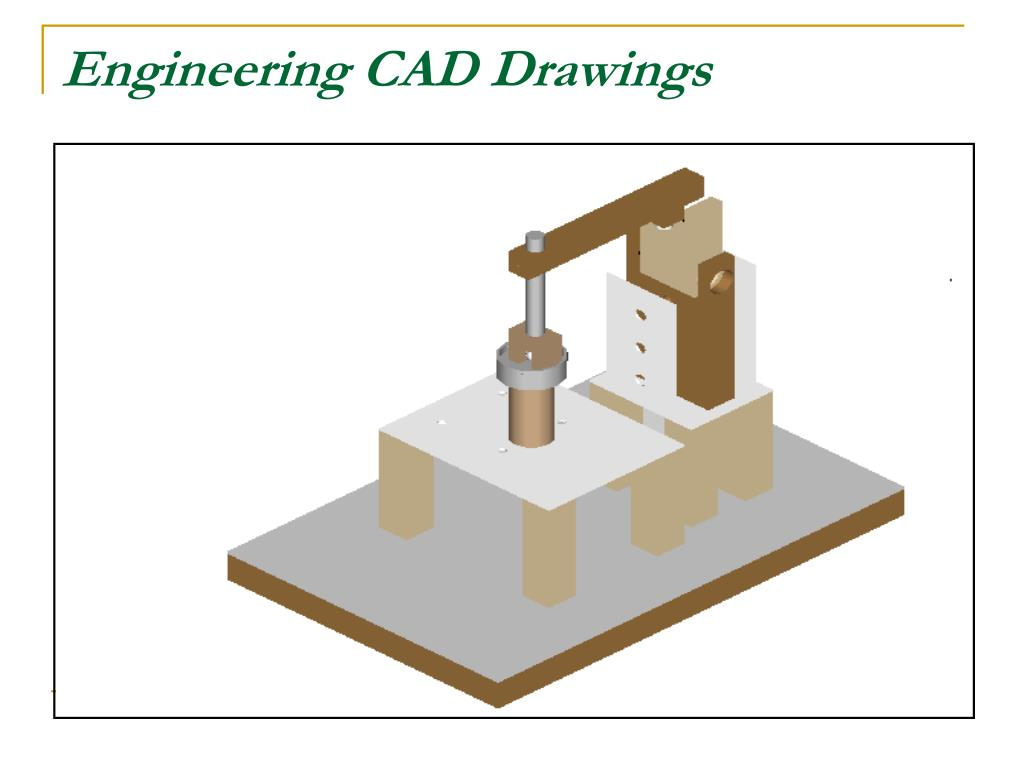 Engineering CAD Drawings