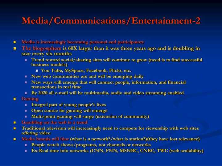 Media/Communications/Entertainment-2