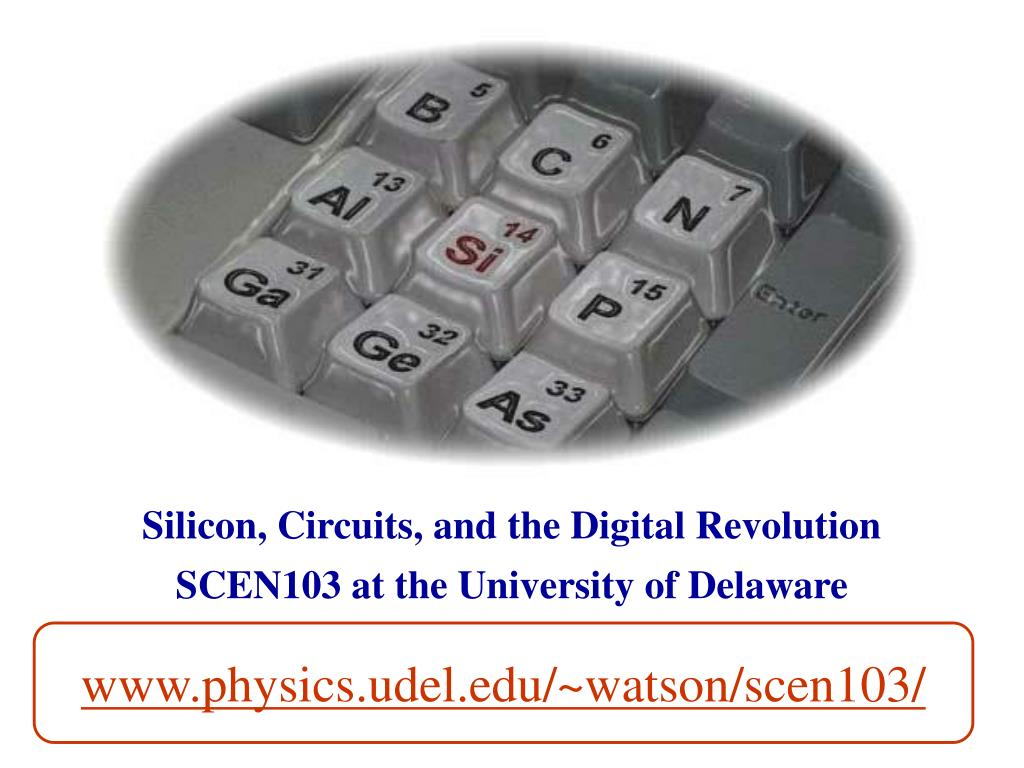 Silicon, Circuits, and the Digital Revolution