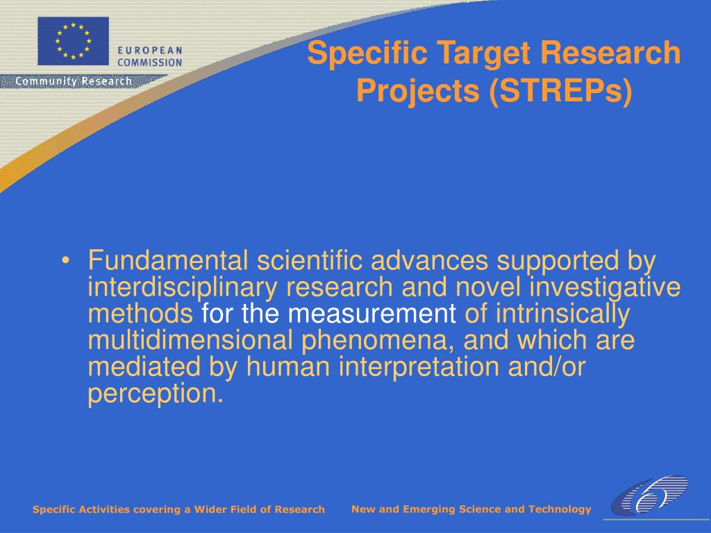 Fundamental scientific advances supported by interdisciplinary research and novel investigative methods