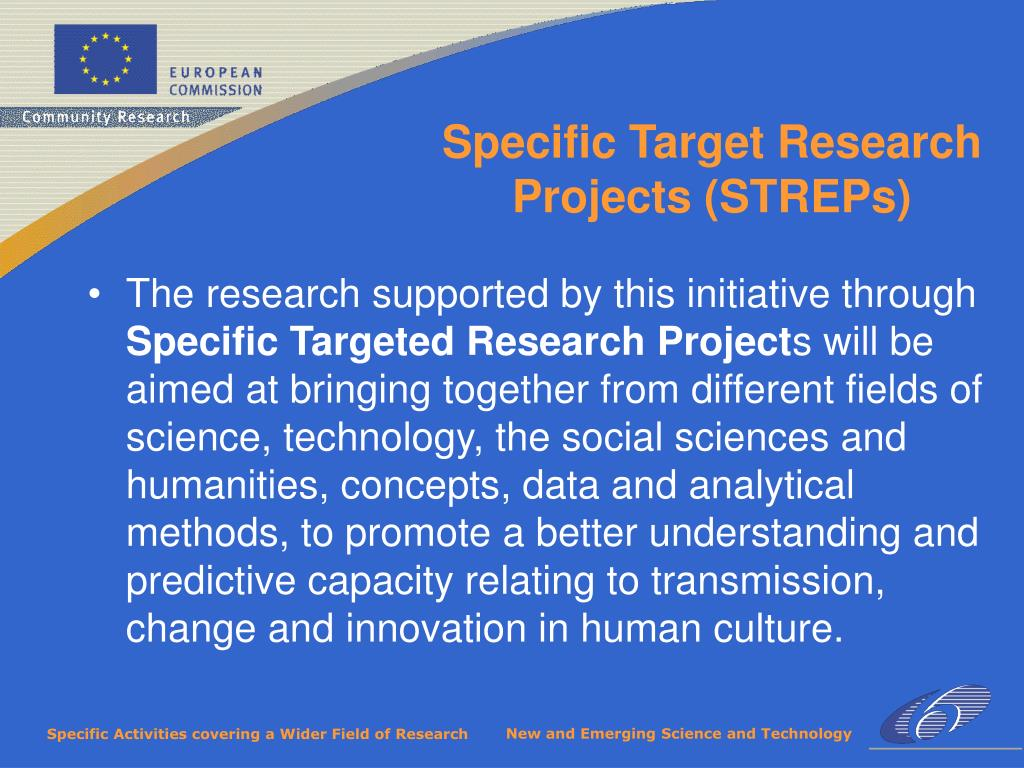 The research supported by this initiative through
