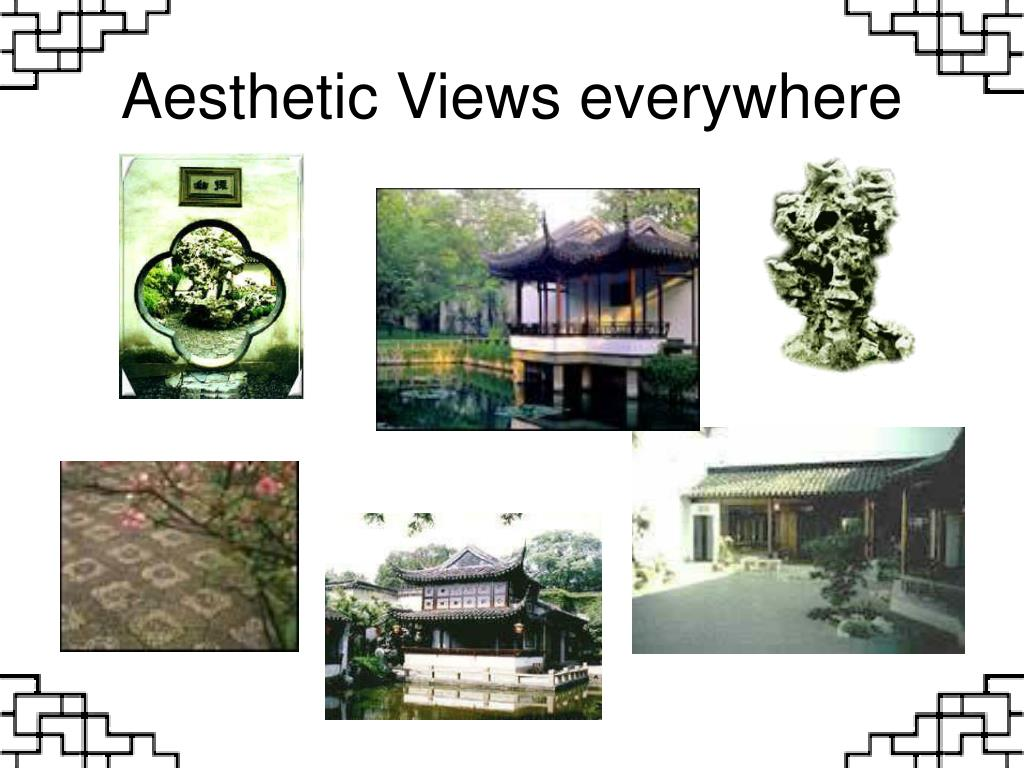 Aesthetic Views everywhere