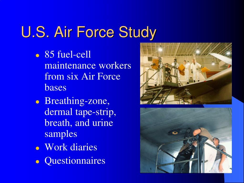 U.S. Air Force Study