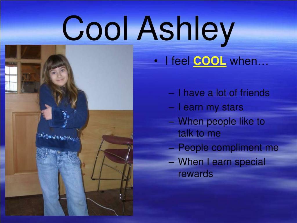 Cool Ashley
