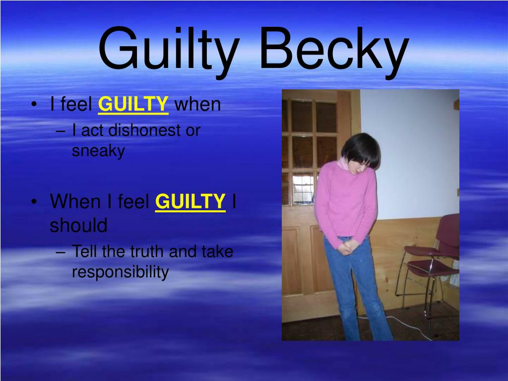 Guilty Becky