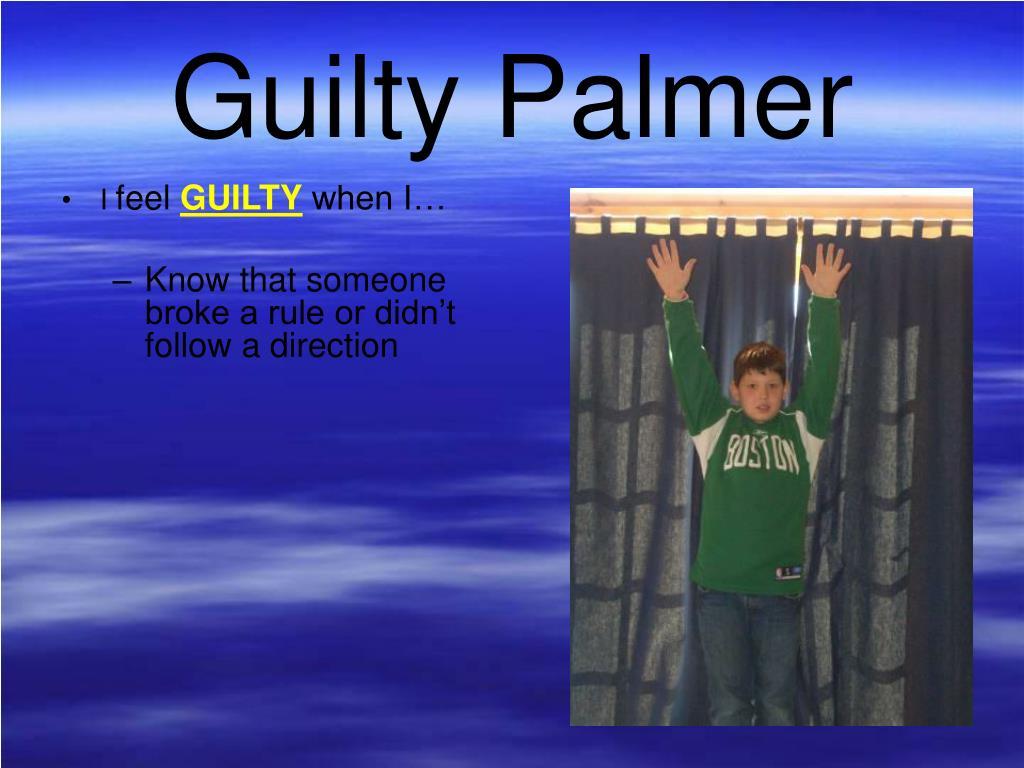 Guilty Palmer