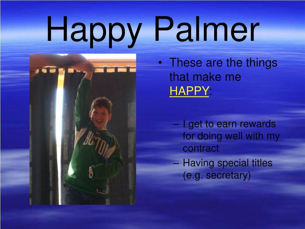 Happy Palmer