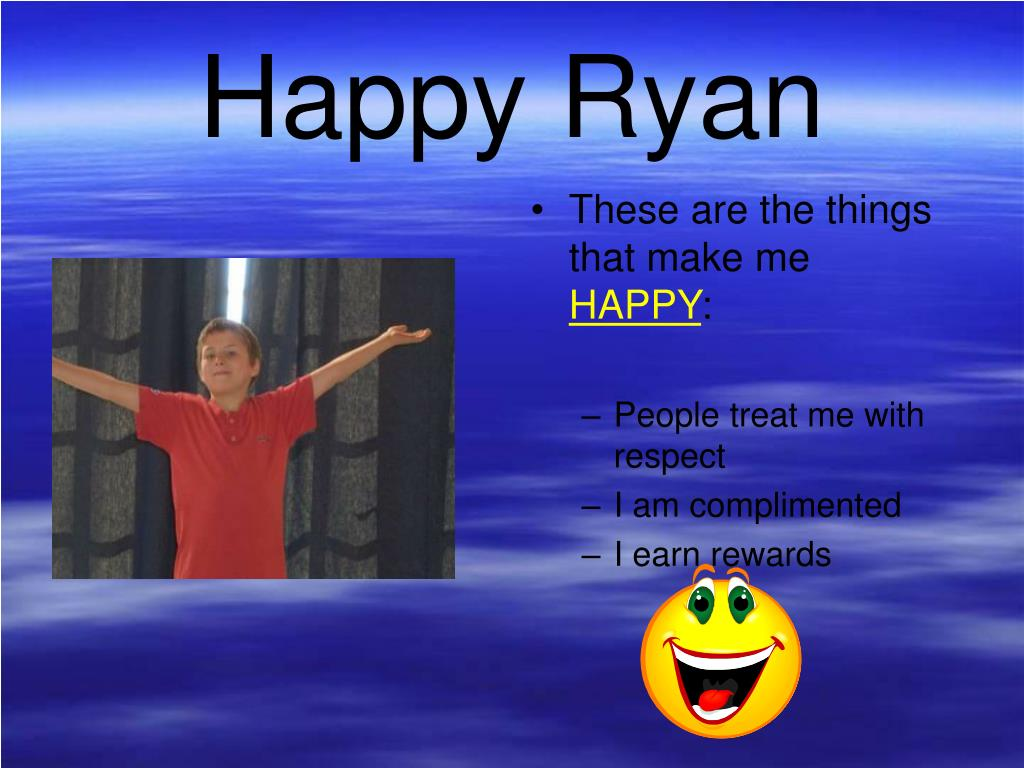 Happy Ryan