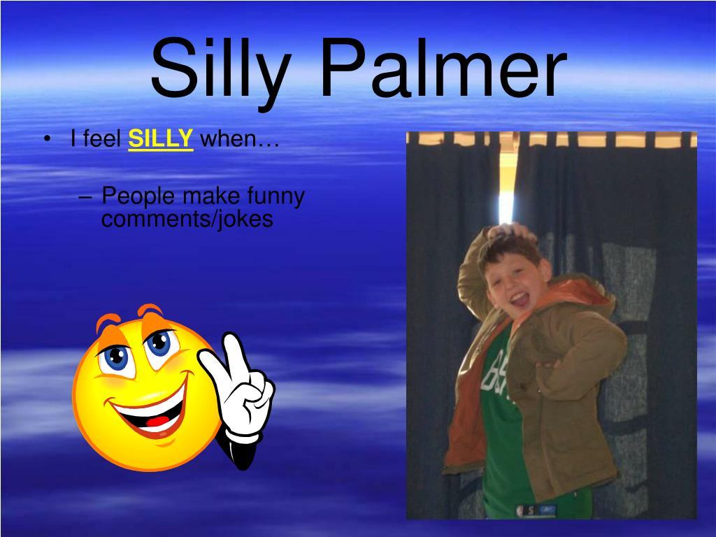Silly Palmer