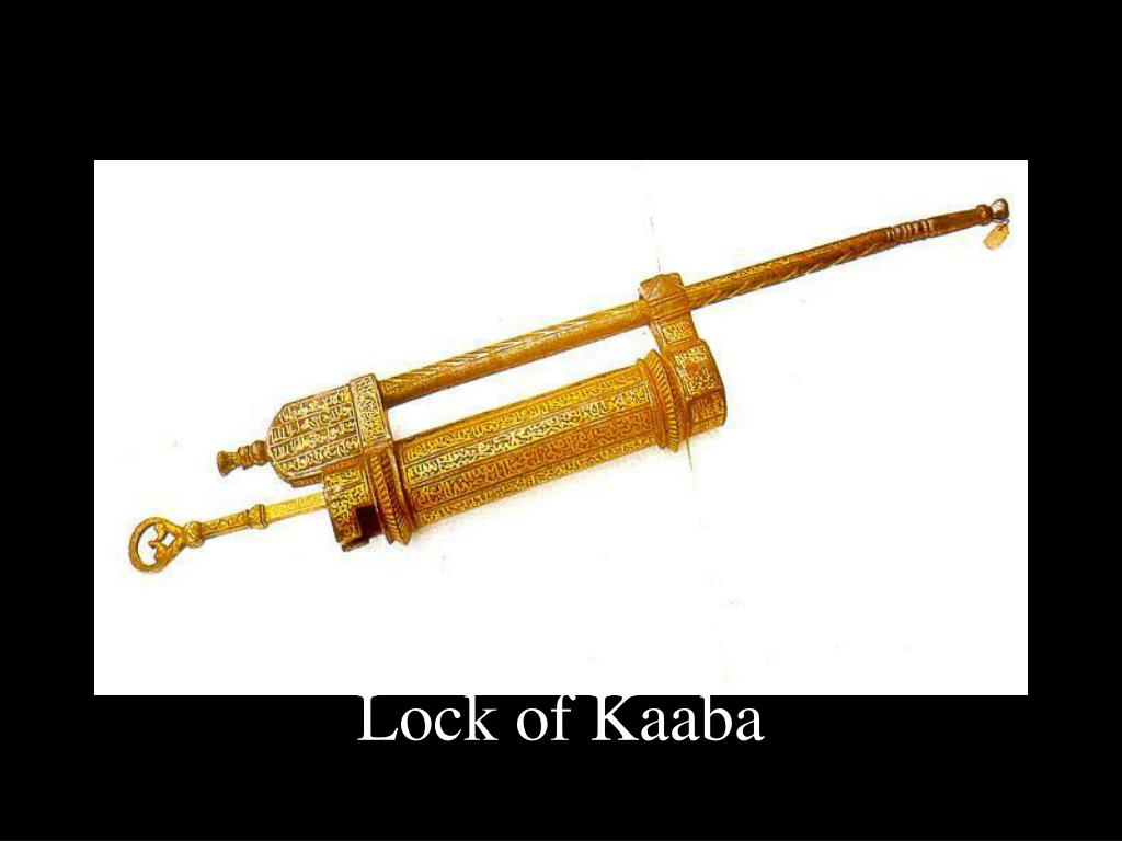 Lock of Kaaba