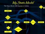 my static model