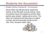 students are successful21