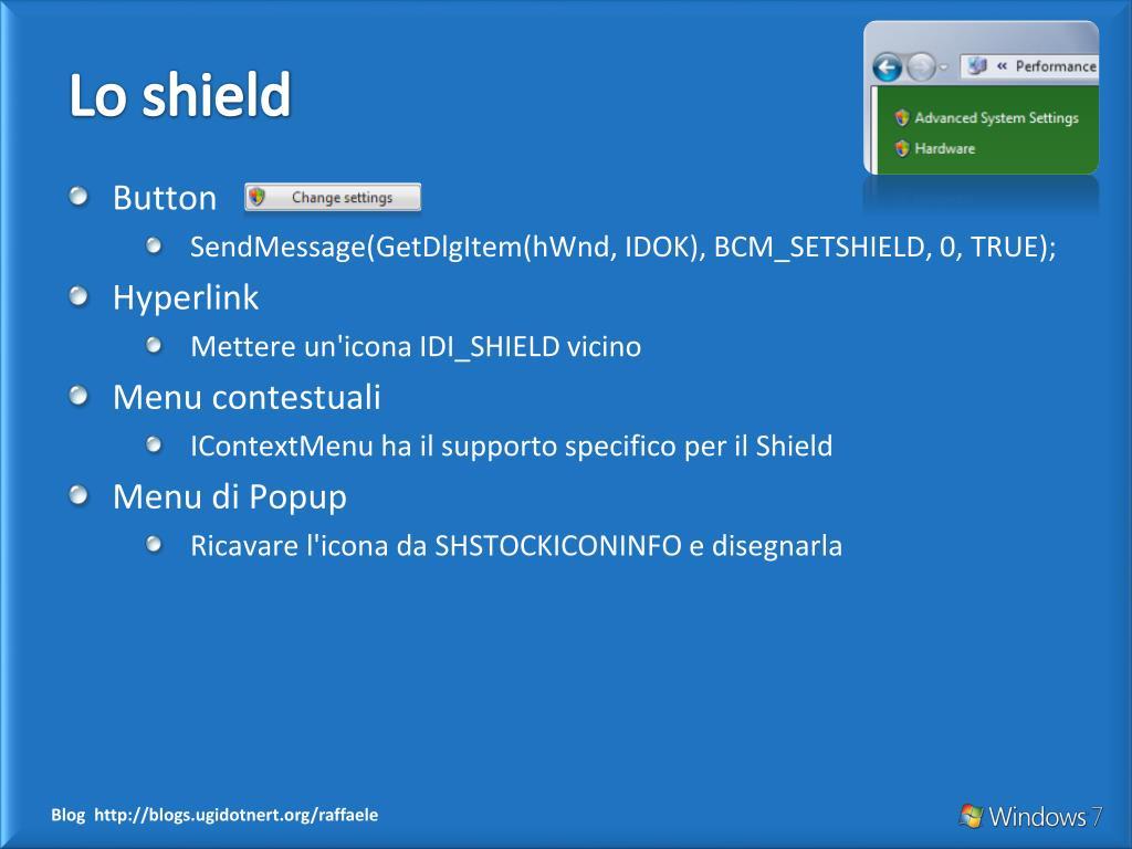 Lo shield