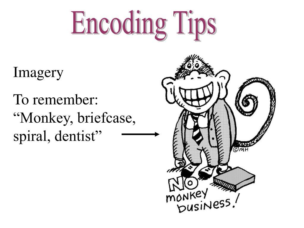 Encoding Tips