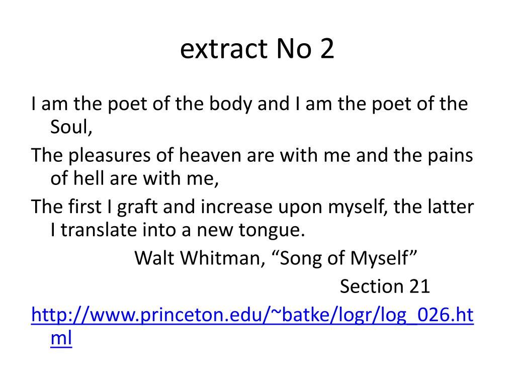 extract No 2