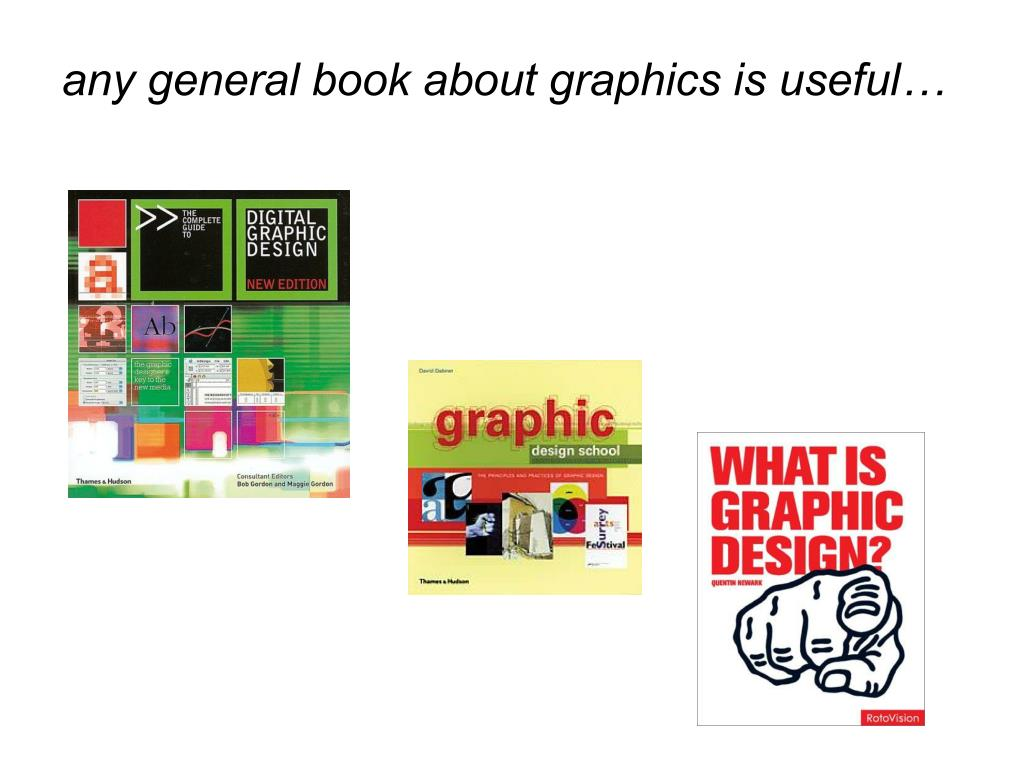 any general book about graphics is useful…