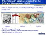 innovations in graphics support for the efficient management of gis6