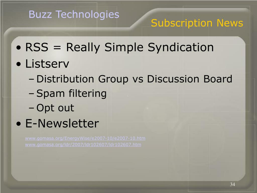Buzz Technologies