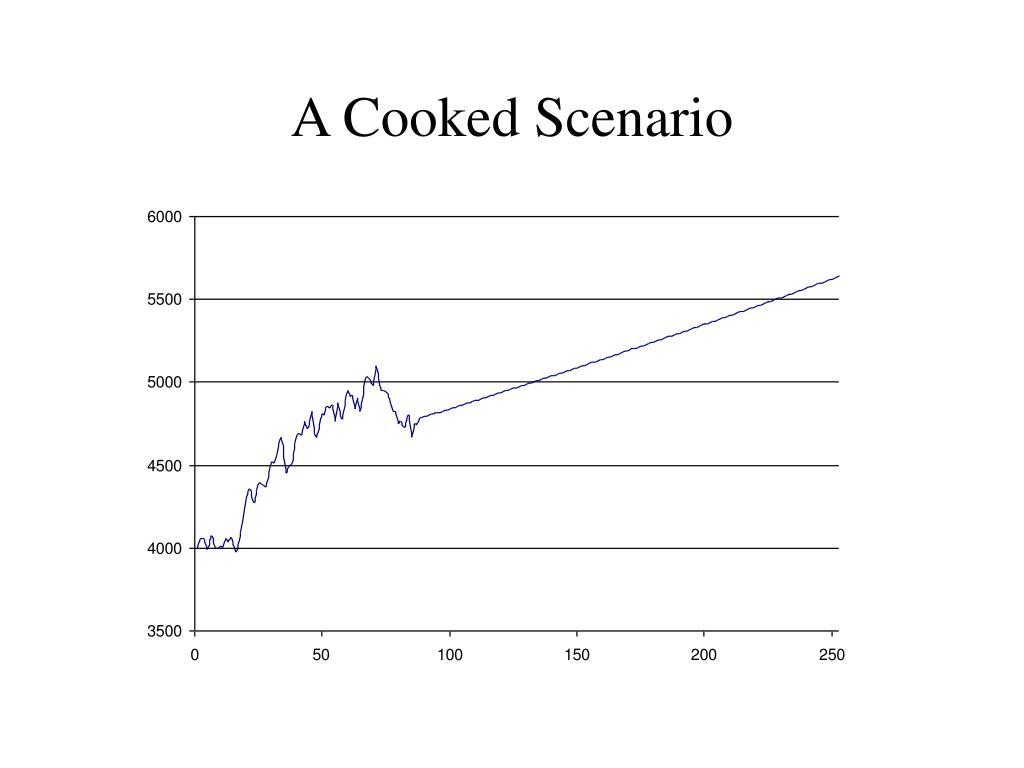 A Cooked Scenario