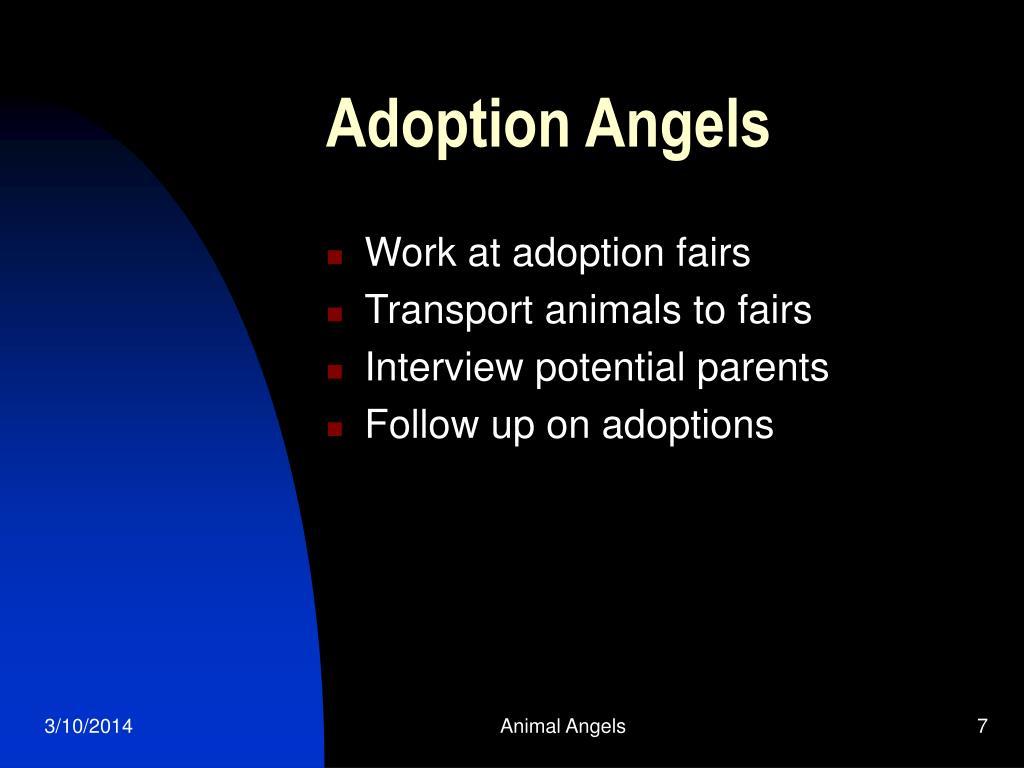 Adoption Angels