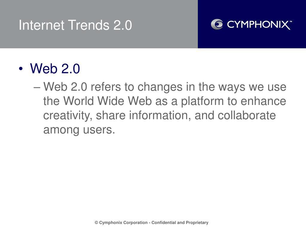 Internet Trends 2.0